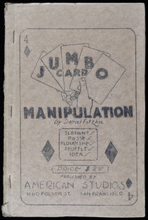 Jumbo Card Manipulation