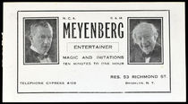 Meyenberg Business Card