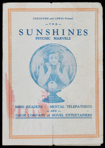 The Sunshines Psychic Marvels