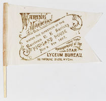 Waring, Magician: Tissue Flag