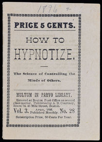 How to Hypnotize, Wee Book