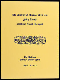 The Academy of Magical Arts, Inc. Program