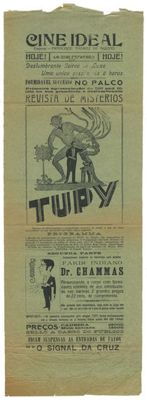 Cine Ideal: Tupy Broadside