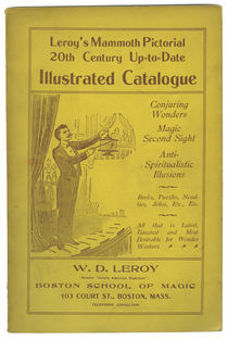Leroy's Mammoth Pictorial 20th Century Up-to-Date Illustrated Catalog