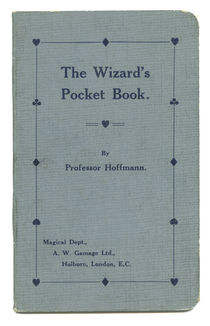 The Wizard's Pocket Book