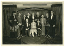 Chicago Magicians Group Photograph