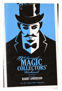 39th Annual Magic Collectors' Weekend Honoring Harry Anderson