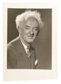 Harry Blackstone Portrait Photograph