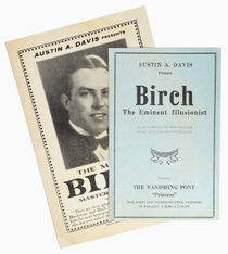Birch, The Eminent Illusionist Programs