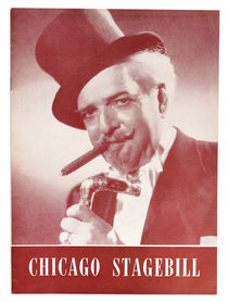 Dante: Chicago Stagebill