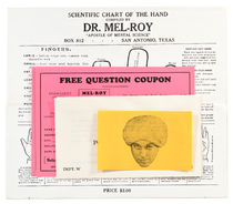 Mel-Roy Science Chart of the Hand and Free Question Coupons
