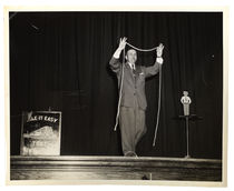 Rope Trick on Stage