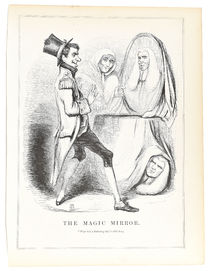 The Magic Mirror: Punch, or the London Charivari