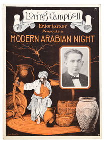 Loring Campbell Presents Modern Arabian Night