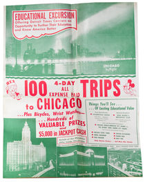 Dorny: Detroit Times Promotional Flyer