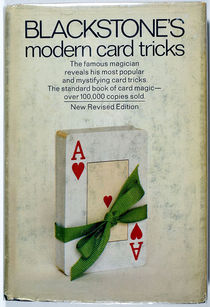 Blackstone's Modern Card Tricks