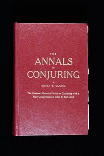 The Annals of Conjuring