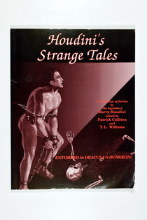 Houdini's Strange Tales: Entombed in Dracula's Dungeon