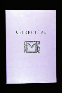 Gibeciere Vol. 3, No. 1