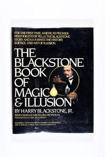 The Blackstone Book of Magic & Illusion
