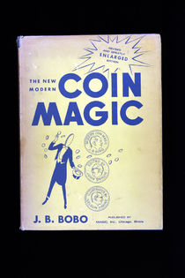 The New Modern Coin Magic