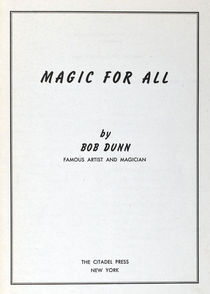 Magic For All