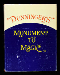 Dunninger's Monument to Magic