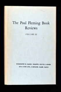 The Paul Fleming Book Reviews Volume 2