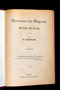 Hermann the Magician