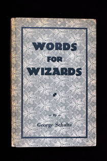 Words for Wizards