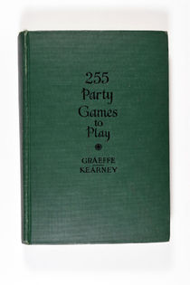 255 Party Games to Play