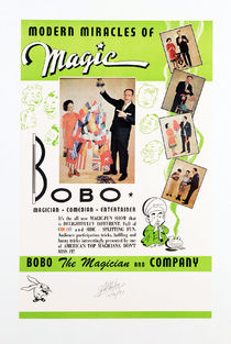 Modern Miracles of Magic: Bobo the Magician and Company