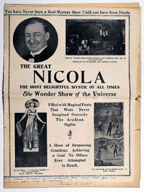 The Great Nicola, The most Delightful Mystic of All Times