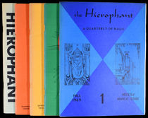 The Heirophant: A Quarterly of Magic, Vols 1 - 6