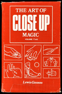 The Art of Close Up Magic Vol. 2