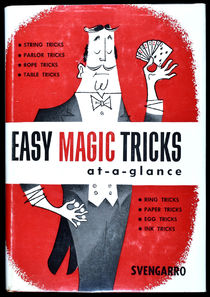Easy Magic Tricks At a Glance