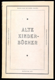 Alte Kinderbucher