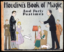 Houdini's Book of Magic and Party Pastimes