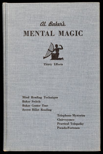 Al Baker's Mental Magic