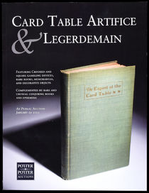 Card Table Artifice and Legerdemain