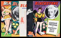 Blackstone, World's Super Magician Souvenir Programs