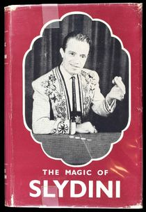 The Magic of Slydini, Signed