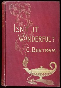 Isn't It Wonderful? First Edition