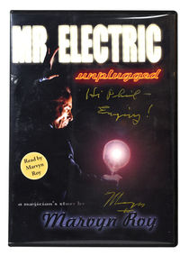 Mr. Electric Unplugged Audiobook