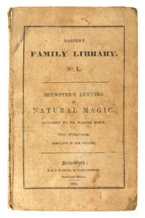 Brewster's Letters on Natural Magic
