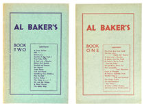 Al Baker's Book One & Two