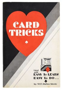 Card Tricks, That Are Easy to Learn, Easy to Do