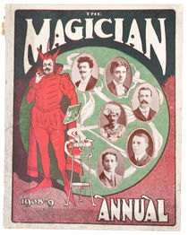The Magician Annual 1908-1909