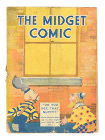 The Midget Comic