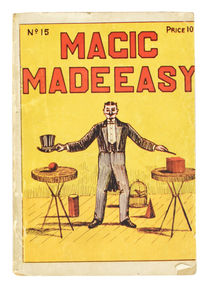 Magic Made Easy No. 15